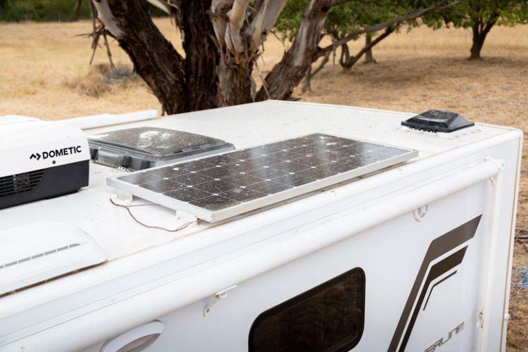 solar panels require little maintenance