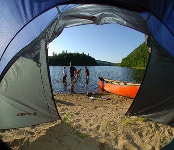 summer-camping